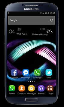 Launcher xiaomi Redmi Note 5 Theme poster