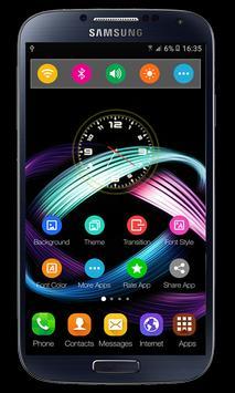 Launcher xiaomi Redmi Note 5 Theme screenshot 1