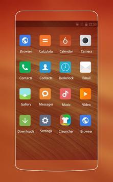 Theme for Xiaomi Redmi Note HD screenshot 1