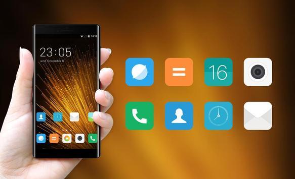 Mi Launcher Theme for Xiaomi Redmi Note Wallpaper screenshot 3