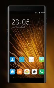 Mi Launcher Theme for Xiaomi Redmi Note Wallpaper poster