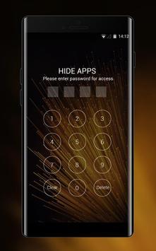 Mi Launcher Theme for Xiaomi Redmi Note Wallpaper screenshot 2