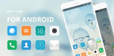 Redmi Y1 Miui Theme & Launcher for Xiaomi