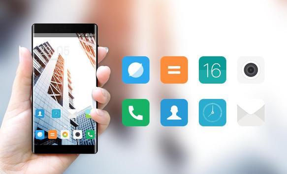 mi Launcher Theme for Xiaomi Redmi 4 screenshot 3