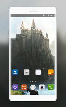 Theme For Xiaomi Redmi 5 Plus Castle Wallpaper For Android Apk