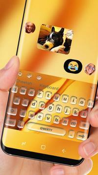Keyboard for xiaomi 5x apk screenshot