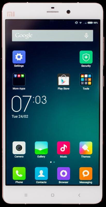 Xiaomi Launcher