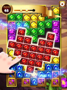 Jewel Cube Blast screenshot 2