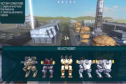 Pro War Robots Mobile Tricks screenshot 3