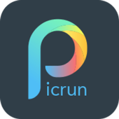 Picrun - Images GIFs &videos for WhatsApp icon