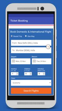 Ticket Booking : All in one apk screenshot