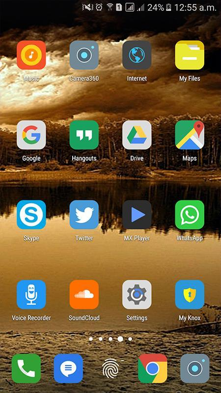 Launcher Theme for Xperia L1 for Android - APK Download