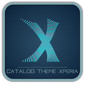 Themes Catalog X(Xperia Theme) icon