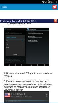 4G free internet android apk screenshot