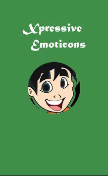 Xpressive Emoticon Marshmallow poster