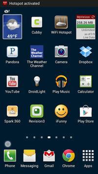 WiFi Hotspot screenshot 1