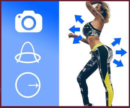 Shape your body editor screenshot 2