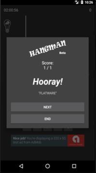 X-SiGMA Hangman apk screenshot