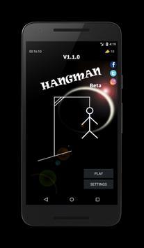 X-SiGMA Hangman - English Vocabulary Game 💯 poster