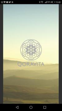 Qoravita Xtal poster