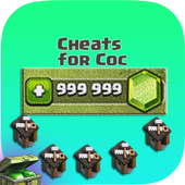 99k Cheats for clash of clans icon