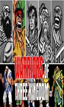 Warriors of Three Kingdoms poster