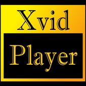 Xvid Video Codec Player icon