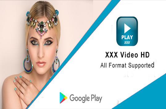 XXX Video Player - HD X Player 2017 poster