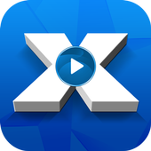 xvideo downloader and  player icon