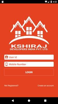 KSHIRAJ DEVELOPERS INDIA PVT. LTD. poster