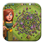 Cal Gems for Clash of Clans icon