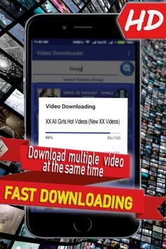 XX Video Downloader 2018 screenshot 4