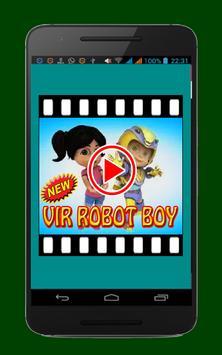 Koleksi Video Vir Robot screenshot 3