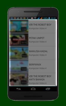Koleksi Video Vir Robot screenshot 5