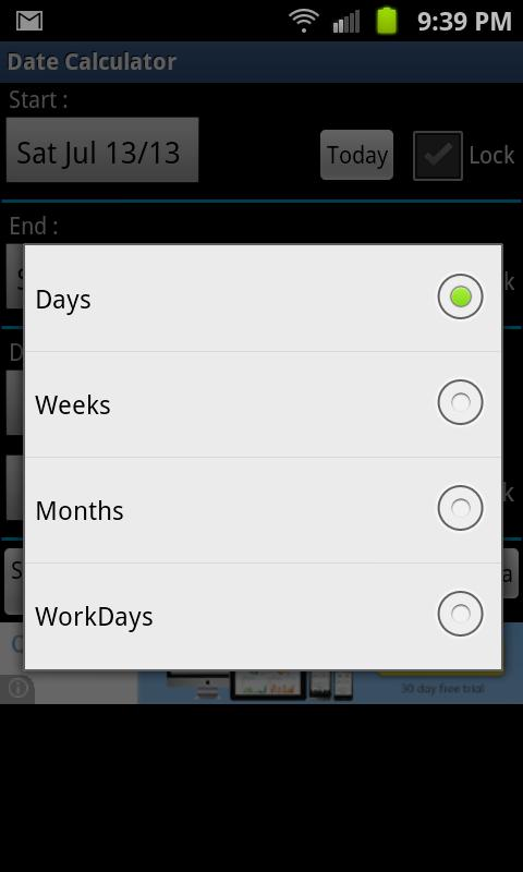 Date Calculator for Android - APK Download