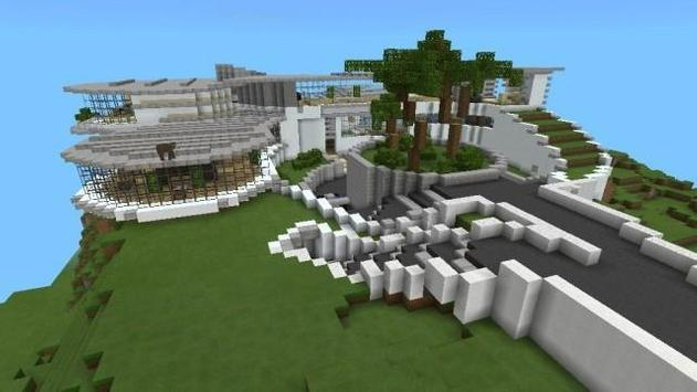 Houses for Minecraft PE Maps APK Download - Free Entertainment APP ...