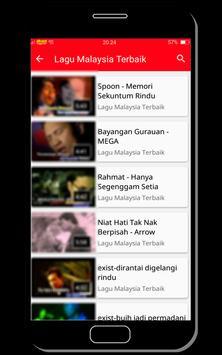 Kumpulan Lagu Malaysia Terbaik apk screenshot