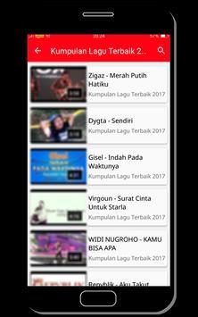 Kumpulan Lagu Terbaik 2017 apk screenshot