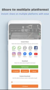 Audio Status Maker | Video Cutter - WhatsCut Pro screenshot 1