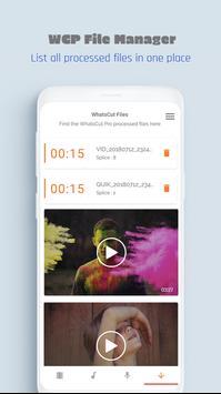 Audio Status Maker | Video Cutter - WhatsCut Pro screenshot 6