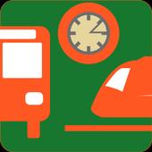 I Must Be Going transit widget icon