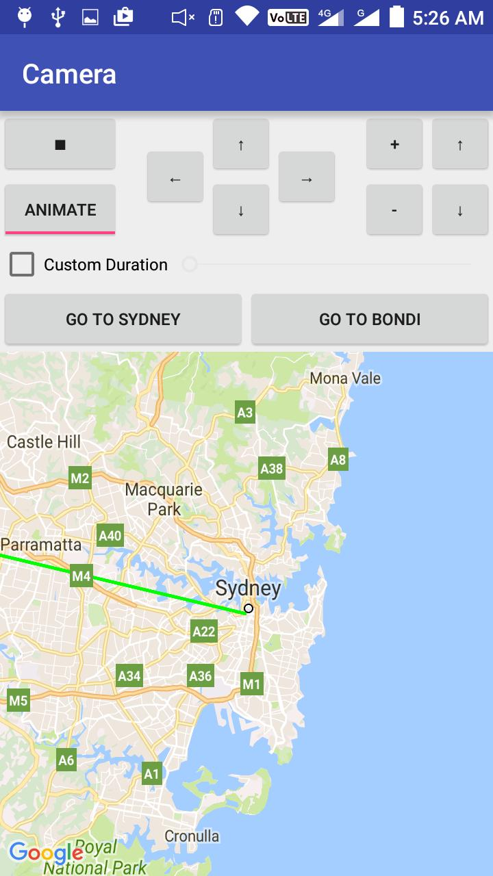 Google Maps API Demos for Android - APK Download on