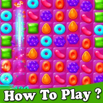 Guides Candy Crush Jelly Saga apk screenshot