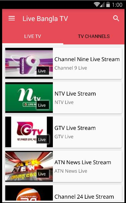 Bangla Live TV for Android - APK Download