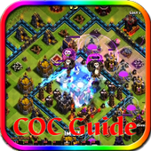 Guide Clash of Clans (COC) icon