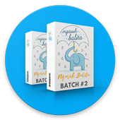 Ngasuh Balita - Mentoring Online Canun Fufu icon