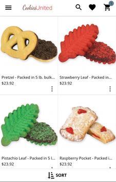 Order Cookies screenshot 3