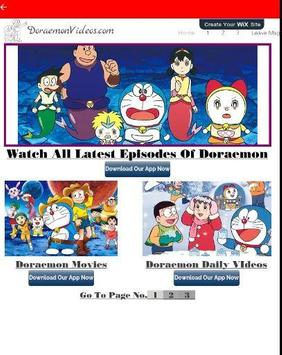 android 用の doraemon videos movies music product purchase apk
