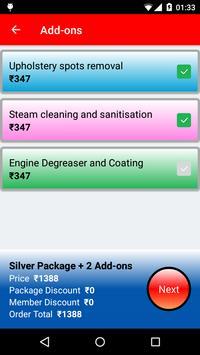 Car4Wash screenshot 4