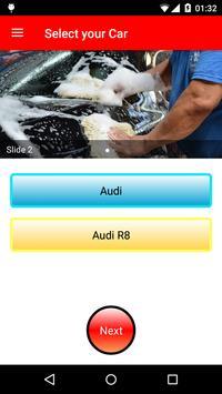 Car4Wash screenshot 1